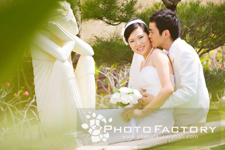 Pre-Wedding at Amasya Villa Seminyak