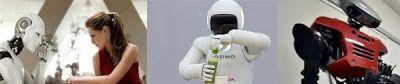 """CUARTA GENERACIÓN. Esta generación se caracteriza por tener sensores mucho mas sofisticados que mandan información al controlador y analizarla mediante estrategias complejas de control. Debido a la nueva tecnología y estrategias utilizadas estos robots califican como """"inteligentes"""", se adaptan y aprenden de su entorno utilizando """"conocimiento difuso"""" , """"redes neuronales""""."""
