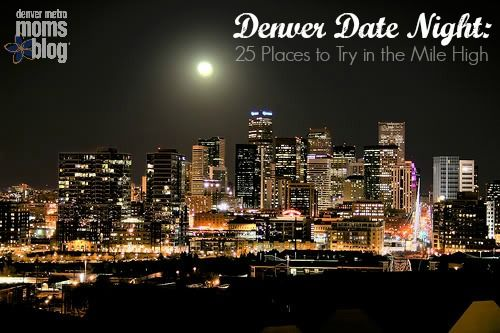 Denver date ideas in Melbourne