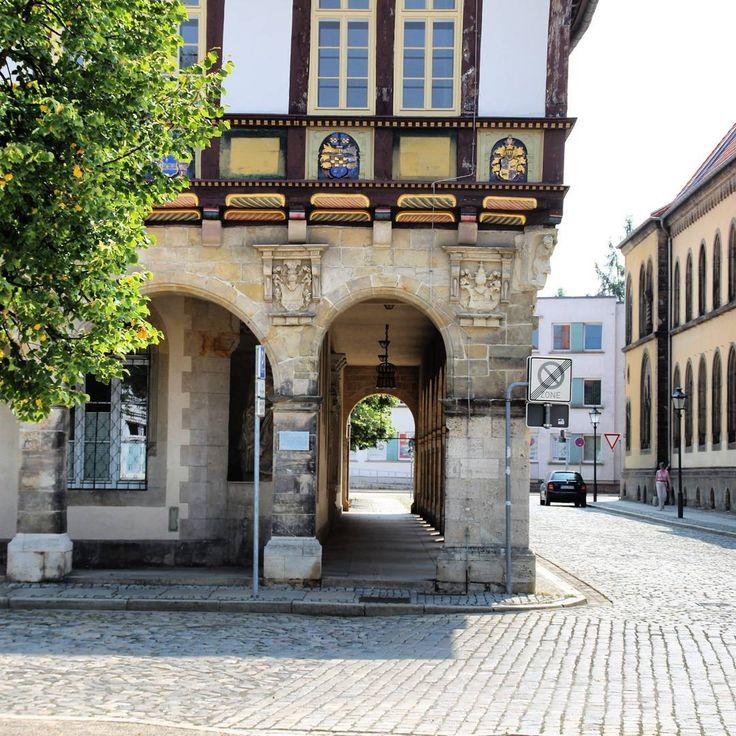 """""""Altes Haus in #halberstadt"""""""
