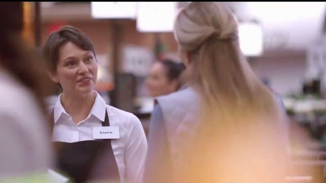 f4d11494565 WATCH the VIDEO Kroger Blueberries TV commercial 2018 • Kroger boasts  personalized coupon savings and fair prices