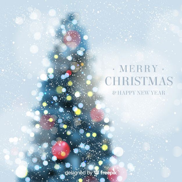 Download Christmas Tree Bokeh Background For Free Christmas Layouts Merry Christmas Greetings Christmas Greetings