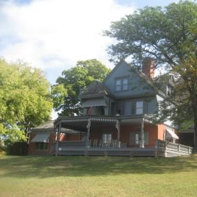 Sagamore Hill National Historic Site in Oyster Bay