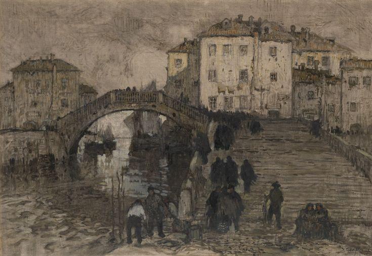 Константин Иванович Горбатов. Венеция. 1912 в 2020 г ...