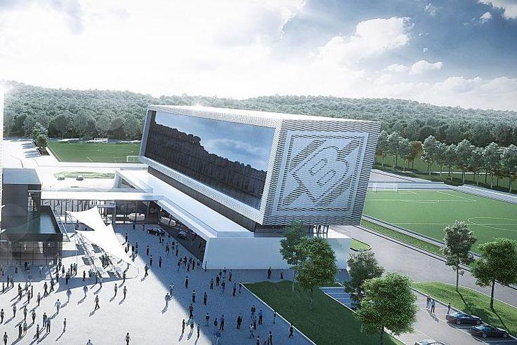 So soll es aussehen, das Hotel im Borussia-Park.