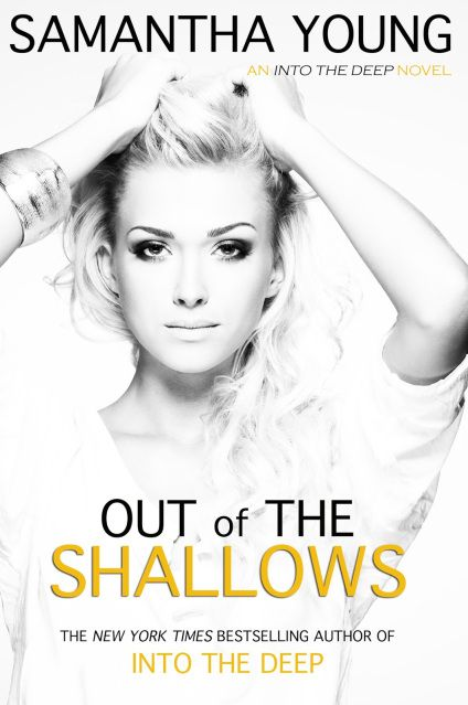 Out of The Shallows (An Into the Deep Novel/Book Two) by Samantha Young