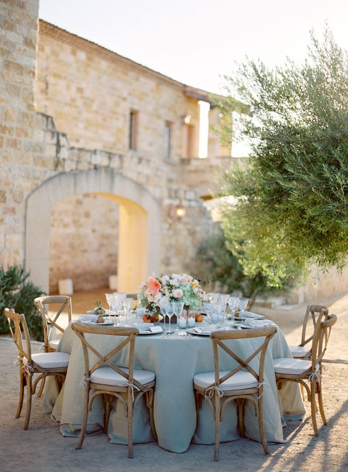 17 best ideas about french country weddings on pinterest for Decoration jardin villa
