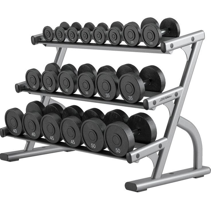 The best ideas about dumbbell rack on pinterest diy