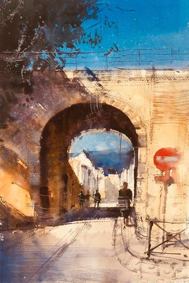 Herman Pekel Demo Cyr Sur Mer South France Australian Painters