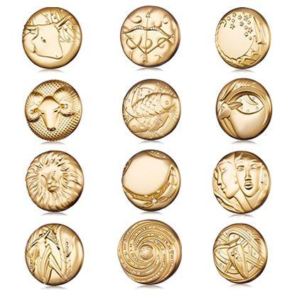 Stocking Stuffer: Zodiac Compacts | Estee Lauder