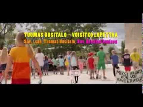 Galaxi: Voisitko Lopettaa (official music video) - YouTube