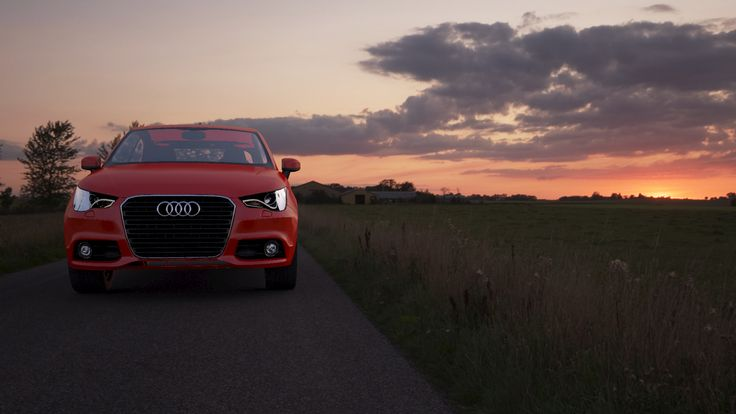 3D Audi A1 Tfsi Model - 3D Model