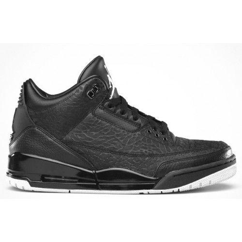 315767-001 Air Jordan Retro 3 Black Flip Black Metallic Silver A03013 Price: $102.99 http://www.theblueretros.com/