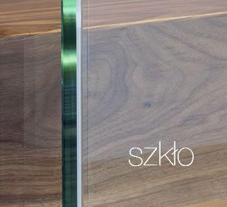 Trąbczyński: materiały / Materials szkło / Glass
