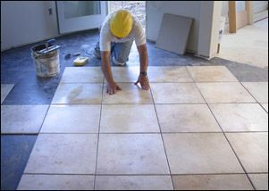 What to know and do before you have tile flooring installed