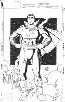 Shazam! Comic Art