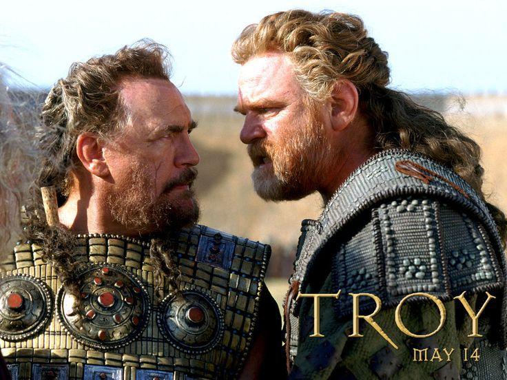 Agamemnon et Ménélas.