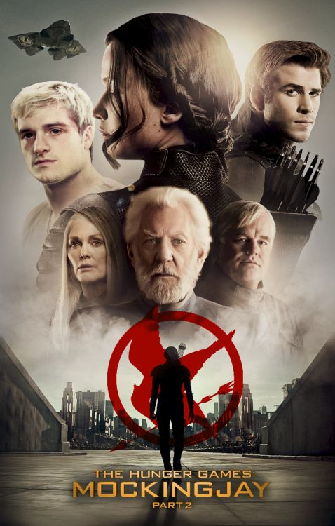 panchecco: The Hunger Games - Mockingjay Part 2 Mockingjay Part 2 Going to see the movie two days before it comes out!