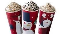Starbucks BOGO Holiday Beverages- 11/13-11/17