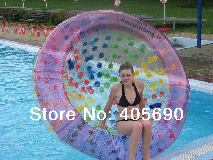 Открытый лучших продажа , водные игры надувные кокосовые шарики