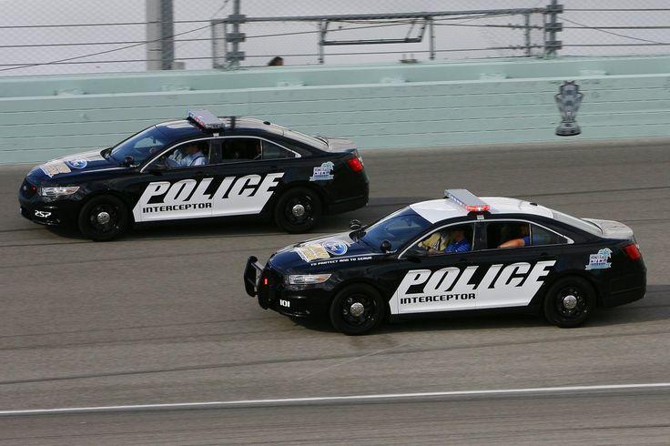 7. Ford Police Interceptor Sedan 3.5L FWD