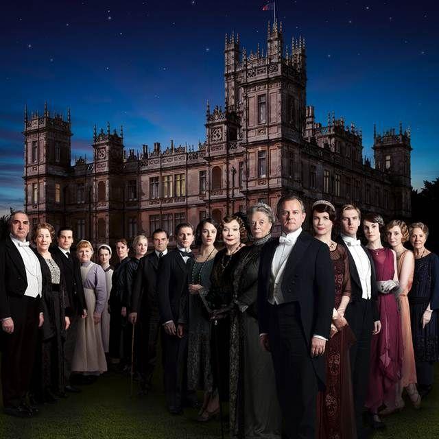 Downton Abbey Season 3 Streaming Exclusively on Amazon