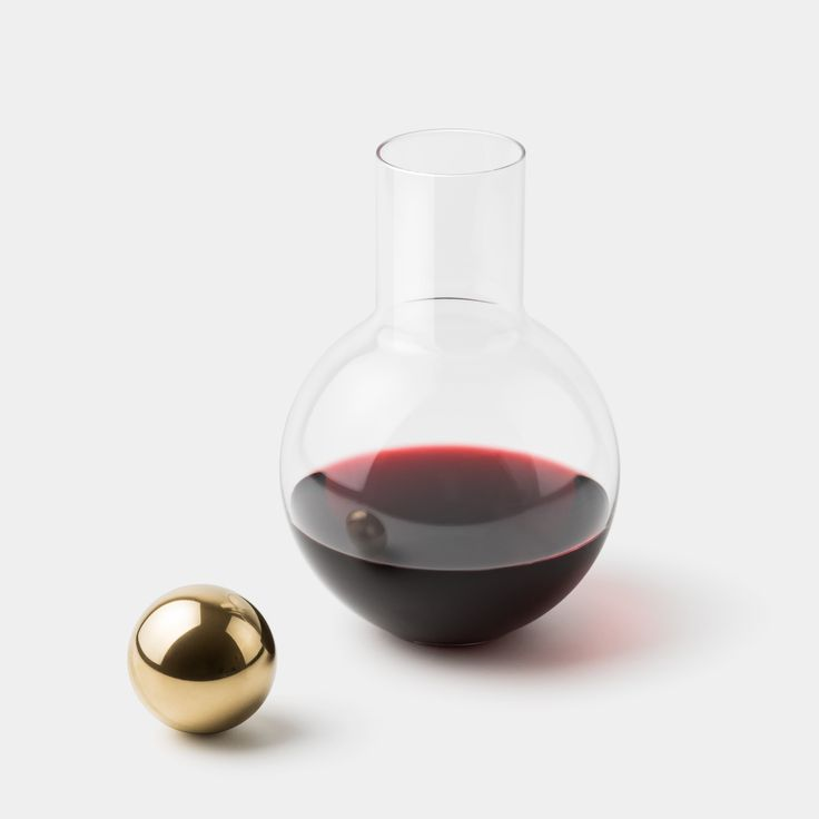 Anna Karlin Decanter—Ode to Things