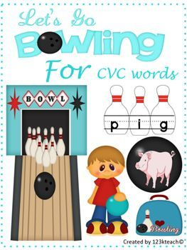 17 Best images about READING CVC WORDS on Pinterest | Activities ...