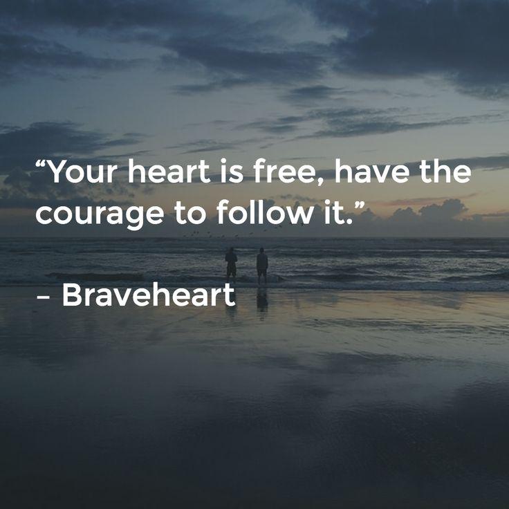 25 best braveheart quotes on pinterest