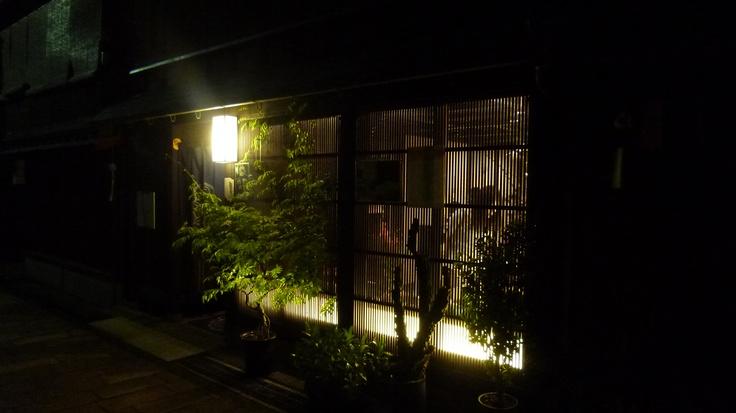 金沢市東山茶屋街