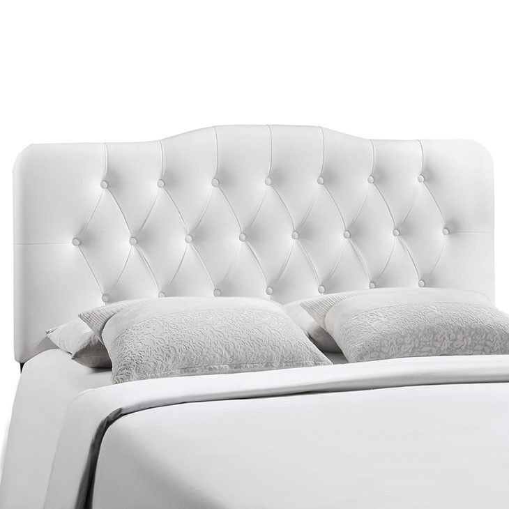 Modway Furniture Modern Annabel King Headboard #design #homedesign #modern #modernfurniture #design4u #interiordesign #interiordesigner #furniture #furnituredesign #minimalism #minimal #minimalfurniture