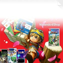 OffGamers Spring Sales for Nintendo Eshop Card 2018 Round 1