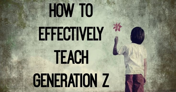 generation Z, pre-teens, effective teaching for generation Z, Gen Z, hands-on activities, technology, digital natives,