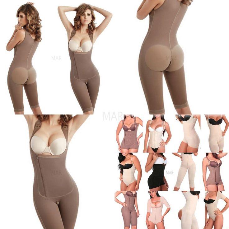 Fajas Colombianas Levantacola, Post Pregnancy Girdle, Butt Lifter Powernet 12 #F…
