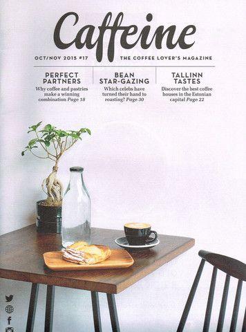 CAFFEINE #17