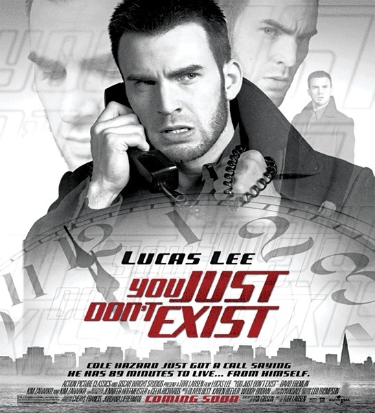 "Lucas Lee ""Fake"" from Scott Pilgrim"