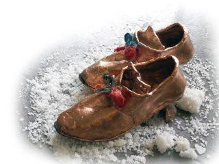 Kaziale Stavroula Copper, Silk, Salt (Size 38)