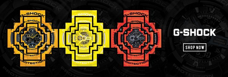 Watches - Accessories - G SHOCK   Culture Kings Online Store
