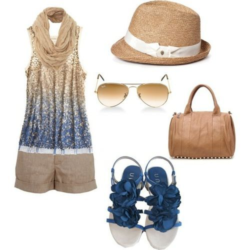 outfit: Fashionmi Style3, Fashion Mi Style 3, Fashion Ideas, Dreams Closet, Clothing Shoes Accessories, Summer Style, Sassy Style, Cute Summer Outfits, Summer Chic