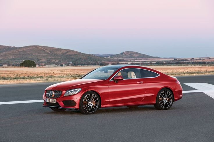 Mercedes has taken the wraps off its gorgeous new C-Class Coupe. Thanks to a raft of driver-assistance systems and fuel-efficient engines, Mercedes has sent it into battle with the substance to back up its great-looking exterior design.