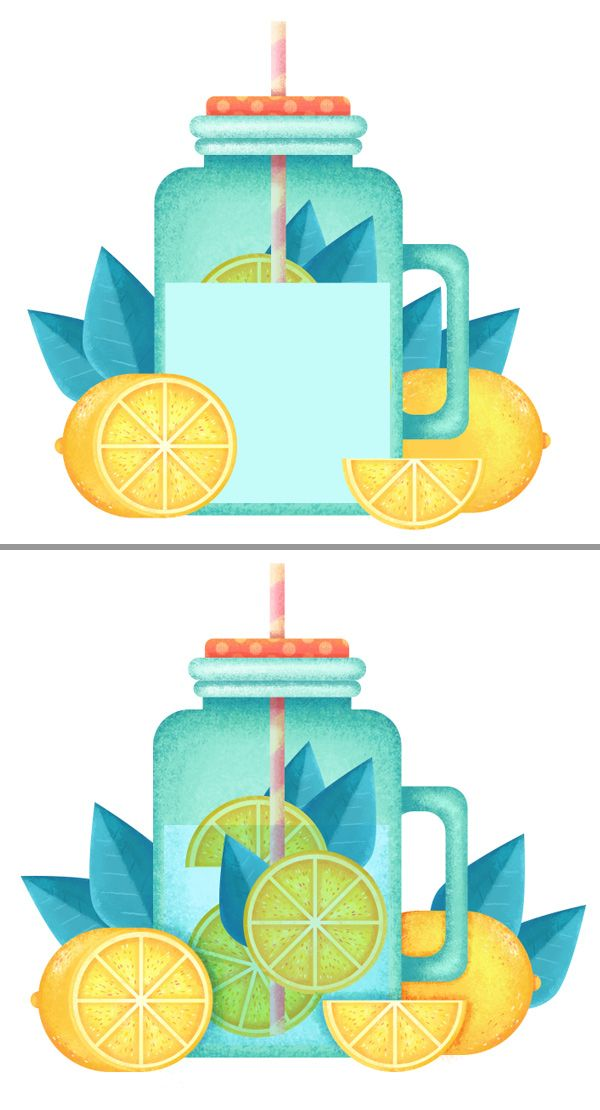 How to Add Texture to Flat Illustration in Illustrator