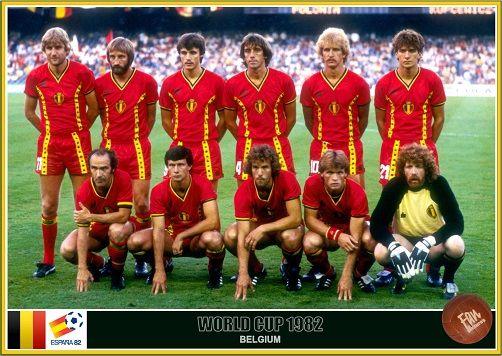 Les 34 meilleures images du tableau coupe du monde 1982 sur pinterest coupe du monde futbol - Coupe du monde de foot 1982 ...