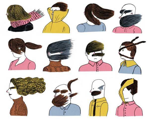 Sophia Martineck | Illustration and design