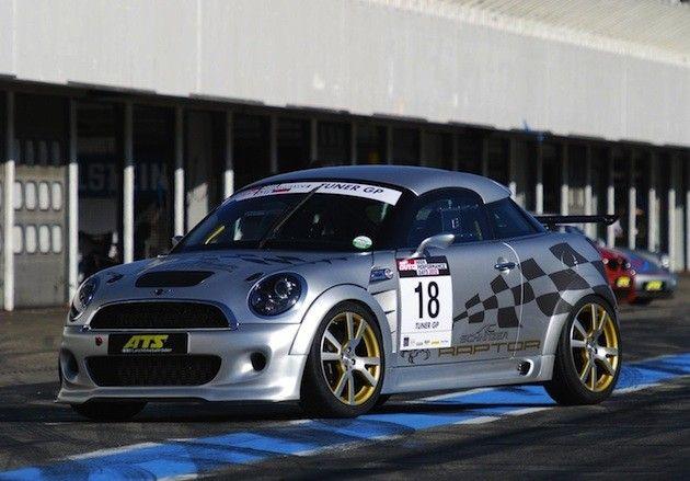 AC Schnitzer RAPTOR - The fastest MINI