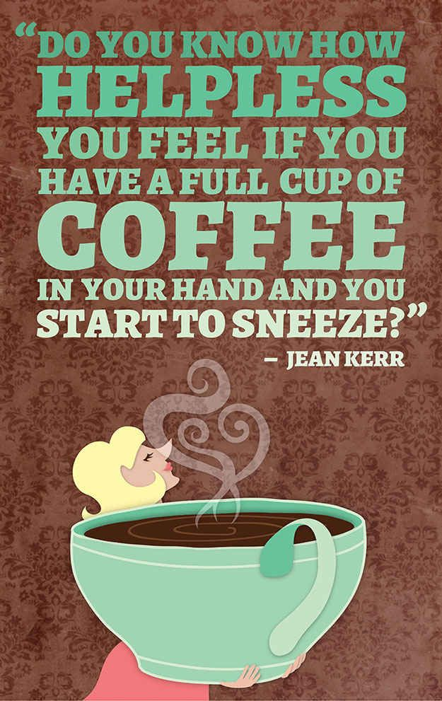 12 Excellent Quotes About Coffee