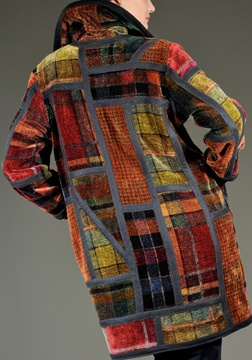 Marsha Fleisher (Fiber Wearable) - See her work at: Craftboston, Seaport from 19-21 April 2013!