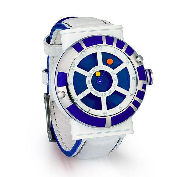 Designer Star Wars R2-D2 Watch