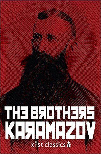 The Brothers Karamazov — Fyodor Dostoyevsky cover