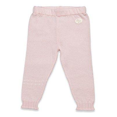 Bukse tynn basic rosa