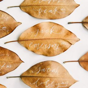 leaf escort cards. seems impossibly complicated though.